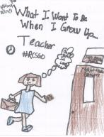 From Audrey, Age 9 - Goldsmith Schiffman Elementary School