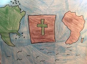 From Alejandra, Age 11 - Lincoln School (Huntsville, Alabama)